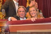 Philharmonikerball 2016 - Wiener Musikverein - Do 21.01.2016 - Harald SICHERITZ, Kathi ZECHNER128