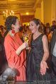 Philharmonikerball 2016 - Wiener Musikverein - Do 21.01.2016 - Ursula Uschi STRAUSS mit Freundin Sonja160