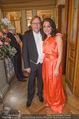 Philharmonikerball 2016 - Wiener Musikverein - Do 21.01.2016 - Willibald CERNKO mit Ehefrau169