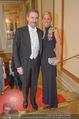 Philharmonikerball 2016 - Wiener Musikverein - Do 21.01.2016 - Alexa Lange WESNER mit Ehemann Blaine Fleming WESNER43