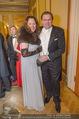 Philharmonikerball 2016 - Wiener Musikverein - Do 21.01.2016 - Michael SCHADE mit Ehefrau Dee MCKEE55