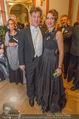 Philharmonikerball 2016 - Wiener Musikverein - Do 21.01.2016 - Tobias MORETTI mit Ehefrau Julia62