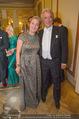 Philharmonikerball 2016 - Wiener Musikverein - Do 21.01.2016 - Agnes HUSSLEIN mit Ehemann Peter HUSSLEIN68