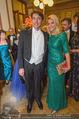 Philharmonikerball 2016 - Wiener Musikverein - Do 21.01.2016 - Ali Alexander QUESTER mit Ehefrau Kaja69