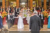 Philharmonikerball 2016 - Wiener Musikverein - Do 21.01.2016 - Baller�ffnung91