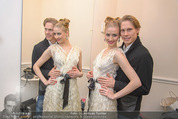 Opernball Couture Salon - Popp & Kretschmer - Mi 27.01.2016 - Olga ESINA, Kirill KOURLAEV23