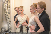 Opernball Couture Salon - Popp & Kretschmer - Mi 27.01.2016 - Olga ESINA, Kirill KOURLAEV25