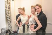 Opernball Couture Salon - Popp & Kretschmer - Mi 27.01.2016 - Olga ESINA, Kirill KOURLAEV26