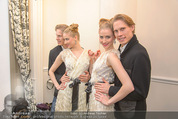 Opernball Couture Salon - Popp & Kretschmer - Mi 27.01.2016 - Olga ESINA, Kirill KOURLAEV27