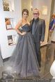Opernball Couture Salon - Popp & Kretschmer - Mi 27.01.2016 - Olga PERETYATKO, J�rgen Christian JC HOERL32