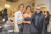 Opernball Couture Salon - Popp & Kretschmer - Mi 27.01.2016 - Olga PERETYATKO, J�rgen Christian JC HOERL, Desi TREICHL-ST�RG41