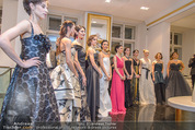 Opernball Couture Salon - Popp & Kretschmer - Mi 27.01.2016 - Gruppenfoto Solistinnen in Kleidern67