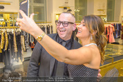 Opernball Couture Salon - Popp & Kretschmer - Mi 27.01.2016 - Olga PERETYATKO, J�rgen Christian JC HOERL machen Selfie80