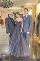 Opernball Couture Salon - Popp & Kretschmer - Mi 27.01.2016 - Olga PERETYATKO, J�rgen Christian JC HOERL, Rainer TREFELIK83