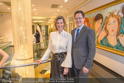 Opernball Couture Salon - Popp & Kretschmer - Mi 27.01.2016 - Desiree TREICHL-ST�RGKH, Rainer TREFELIK91