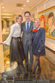 Opernball Couture Salon - Popp & Kretschmer - Mi 27.01.2016 - Desiree TREICHL-ST�RGKH, Rainer TREFELIK, Liane SEITZ92