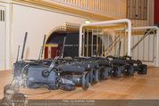 ORF backstage am Ball - Staatsoper - Mi 03.02.2016 - Kameras f�r Live-�bertragung32