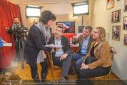 ORF backstage am Ball - Staatsoper - Mi 03.02.2016 - Andrea HEINRICH, Christoph WAGNER-TRENKWITZ, Kari HOHENLOHE42