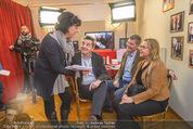 ORF backstage am Ball - Staatsoper - Mi 03.02.2016 - Andrea HEINRICH, Christoph WAGNER-TRENKWITZ, Kari HOHENLOHE43