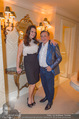 Brooke Shields in der Suite - Grand Hotel - Mi 03.02.2016 - Brooke SHIELDS, Richard LUGNER4