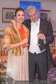 Fototermin Brooke Shields - Grand Hotel - Do 04.02.2016 - Arthur WORSEG mit Ehefrau Kristina (HASELBAUER)27