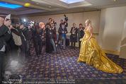 Fototermin Brooke Shields - Grand Hotel - Do 04.02.2016 - Cathy LUGNER vor der Presse, Fotografen33