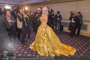 Fototermin Brooke Shields - Grand Hotel - Do 04.02.2016 - Cathy LUGNER vor der Presse, Fotografen36