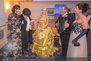 Fototermin Brooke Shields - Grand Hotel - Do 04.02.2016 - Cathy LUGNER, Richard LUGNER, Brooke SHIELDS40