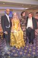 Fototermin Brooke Shields - Grand Hotel - Do 04.02.2016 - Brooke SHIELDS, Richard und Cathy LUGNER, Mr. PROBZ47
