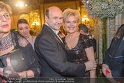 Opernball - Red Carpet - Staatsoper - Do 04.02.2016 - Dominique MEYER, Ildiko RAIMONDI103