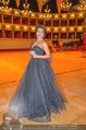 Opernball - Red Carpet - Staatsoper - Do 04.02.2016 - Olga PERETYATKO in Bulgari Schmuck11