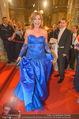 Opernball - Red Carpet - Staatsoper - Do 04.02.2016 - Maren GILZER, Clemens TRISCHLER129