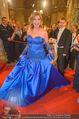 Opernball - Red Carpet - Staatsoper - Do 04.02.2016 - Maren GILZER, Clemens TRISCHLER130