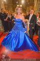 Opernball - Red Carpet - Staatsoper - Do 04.02.2016 - Maren GILZER131