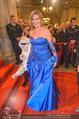 Opernball - Red Carpet - Staatsoper - Do 04.02.2016 - Maren GILZER134