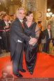 Opernball - Red Carpet - Staatsoper - Do 04.02.2016 - Werner und Martina FAYMANN138