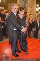 Opernball - Red Carpet - Staatsoper - Do 04.02.2016 - Werner und Martina FAYMANN141