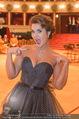 Opernball - Red Carpet - Staatsoper - Do 04.02.2016 - Olga PERETYATKO in Bulgari Schmuck23
