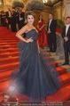 Opernball - Red Carpet - Staatsoper - Do 04.02.2016 - Olga PERETYATKO36