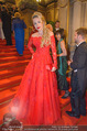 Opernball - Red Carpet - Staatsoper - Do 04.02.2016 - Ekaterina MUCHA46