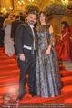 Opernball - Red Carpet - Staatsoper - Do 04.02.2016 - Talbot RUNHOF51
