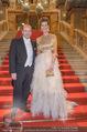 Opernball - Red Carpet - Staatsoper - Do 04.02.2016 - Dominique MEYER, Desiree TREICHL-ST�RGKH6
