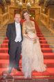 Opernball - Red Carpet - Staatsoper - Do 04.02.2016 - Dominique MEYER, Desiree TREICHL-ST�RGKH7