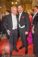 Opernball - Red Carpet - Staatsoper - Do 04.02.2016 - Harald und Daniel SERAFIN79