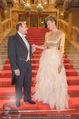 Opernball - Red Carpet - Staatsoper - Do 04.02.2016 - Dominique MEYER, Desiree TREICHL-ST�RGKH8