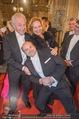 Opernball - Red Carpet - Staatsoper - Do 04.02.2016 - Dagmar SCHELLENBERGER, Harald SERAFIN, Dominique MEYER84