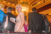 Opernball - Das Fest - Staatsoper - Do 04.02.2016 - Barbara SCH�NEBERGER103