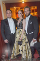 Opernball - Das Fest - Staatsoper - Do 04.02.2016 - Barbara MEIER, Klemens HALLMANN, Jai COURTNEY61