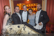 Opernball - Das Fest - Staatsoper - Do 04.02.2016 - Barbara MEIER, Klemens HALLMANN, Jai COURTNEY, Jack FOX, S.BARKS62