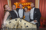 Opernball - Das Fest - Staatsoper - Do 04.02.2016 - Barbara MEIER, Klemens HALLMANN, Jai COURTNEY, Jack FOX, S.BARKS63